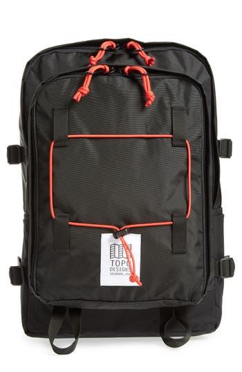 Topo Designs Stack Pack Backpack - Black