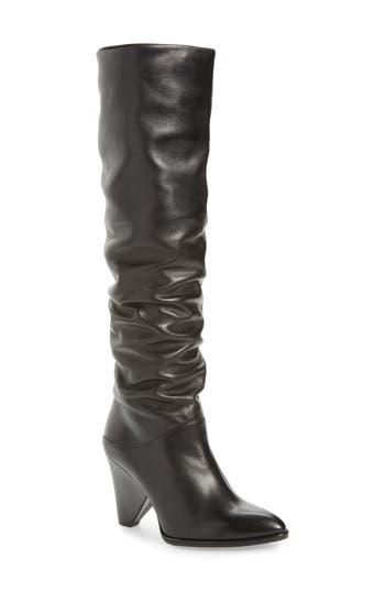 Stuart Weitzman Smashing Knee High Boot, Black