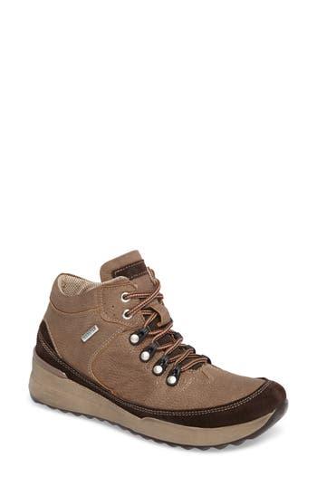 Romika Victoria 05 Waterproof Sneaker, Brown