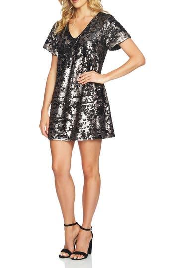 1.state Sequin Minidress