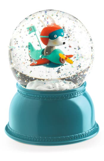 Toddler Djeco Snow Globe Night Light