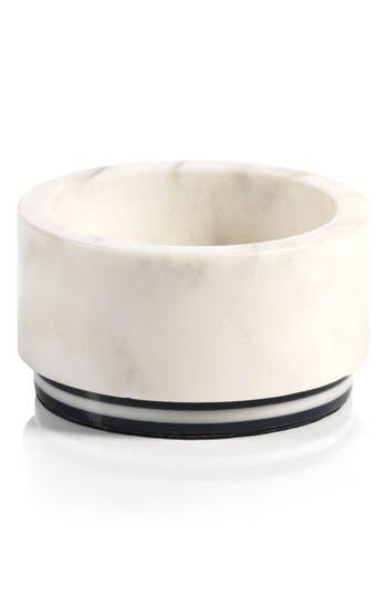 Zodax Marine Marble Wine Coaster, Size One Size - White