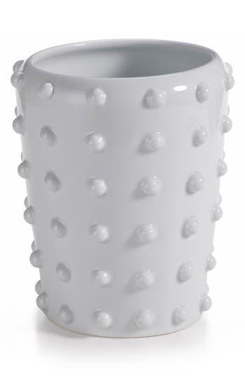 Zodax Savas Ceramic Vase, Size One Size - White