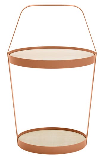 Design On Stock Usa Side Table, Size One Size - Pink