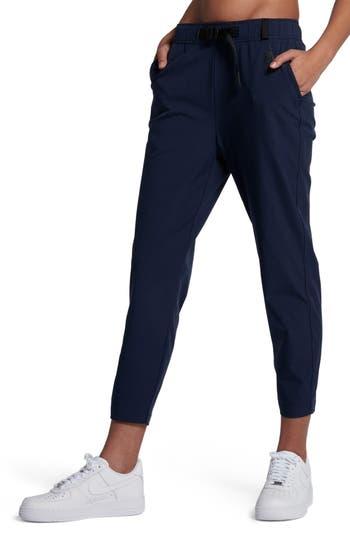 Nike Nikelab Essentials Stretch Woven Pants, Blue