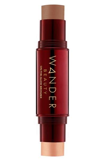 Wander Beauty On-The-Glow Bronzer & Illuminator - Malibu
