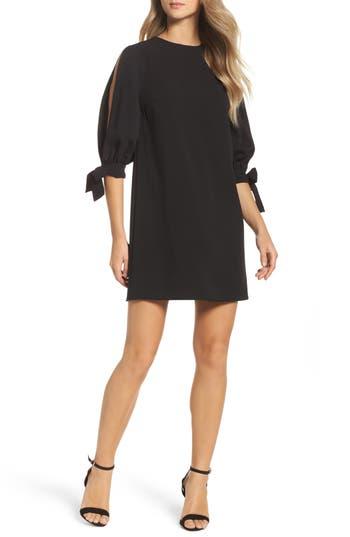 Cooper St Majestic Light Sheath Dress, Black
