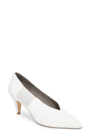 Free People Florence Pump, White