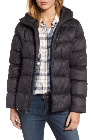 Patagonia Downtown Waterproof 600-Fill Power Down Jacket, Black