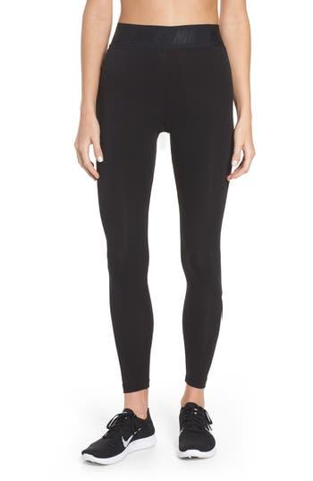 Nike Leg-A-See High Waist Leggings, Black