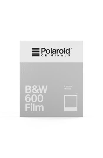 Polaroid Originals 600 Black & White Instant Film