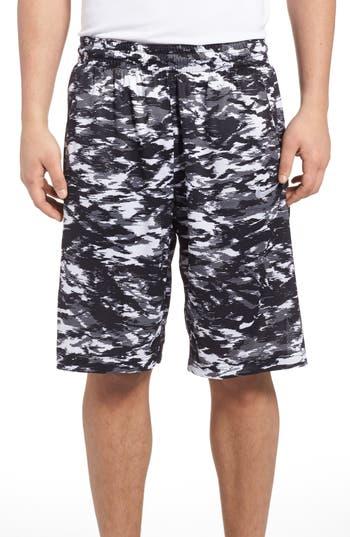 Nike Dry Basketball Shorts, White