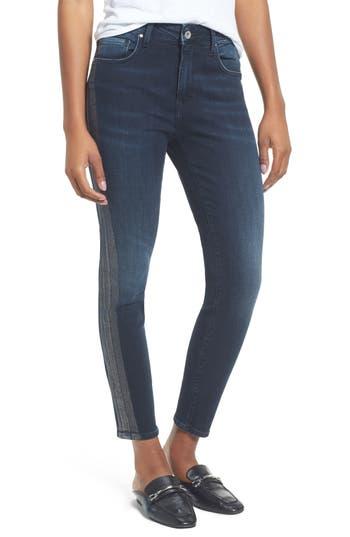 Mavi Tess High Waist Super Skinny Jeans, Blue