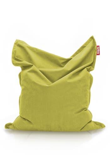 Fatboy Original Stonewash Beanbag Chair, Size One Size - Green