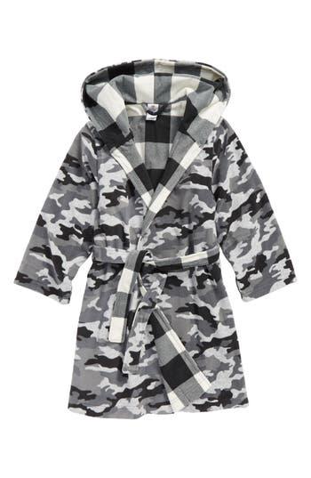 Boys Tucker  Tate Reversible Hooded Robe