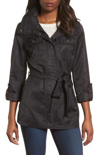 Halogen® Belted Lightweight Jacket