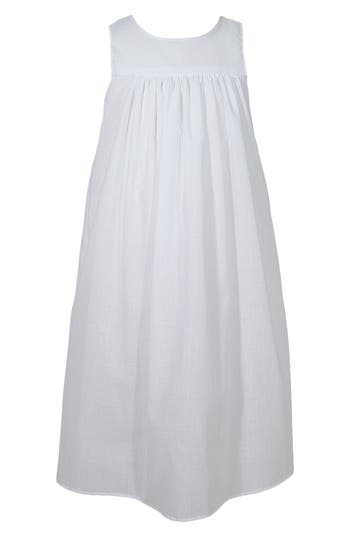 Infant Girls Little Things Mean A Lot Christening Gown Slip
