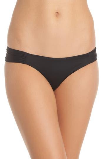 Becca Color Code Coastal Bikini Bottoms, Black