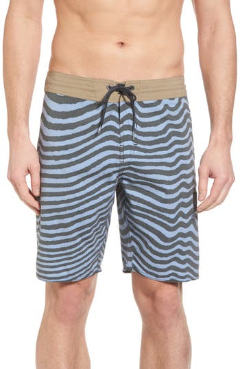 Volcom Mag Vibes Stoney Boardshorts, Orange
