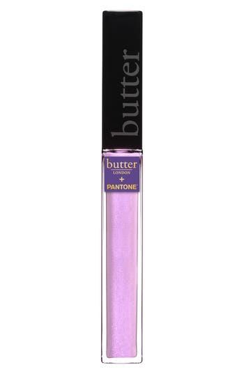 Butter London + Pantone(TM) Color Of The Year 2018 Plush Rush Lip Gloss - Mystic