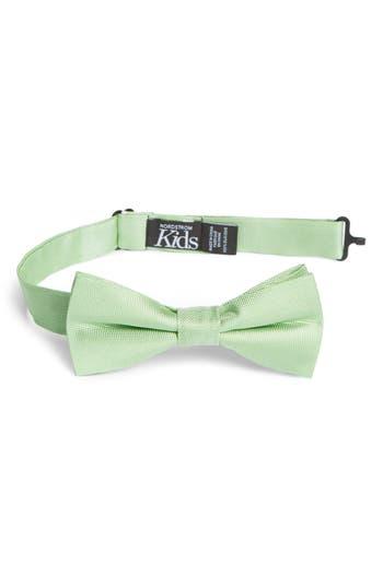 Boys Nordstrom Natte Silk Bow Tie