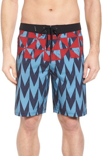 Hurley Phantom Bula Board Shorts, Blue