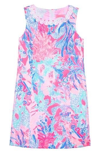 Girls Lilly Pulitzer Mini Mila Shift Dress