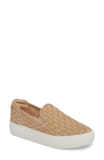 Jslides Proper Slip-On Sneaker, Beige