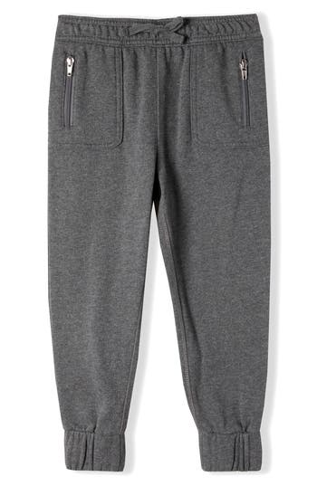 Boys Art  Eden Mercer Jogger Pants Size 6  Grey
