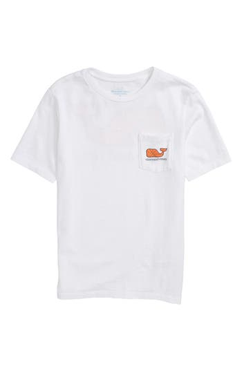 Boys Vineyard Vines Basketball Whale TShirt