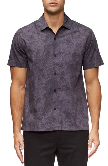 Tavik Villa Palms Short Sleeve Woven Shirt