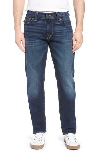 True Religion Brand Jeans Geno Straight Leg Jeans