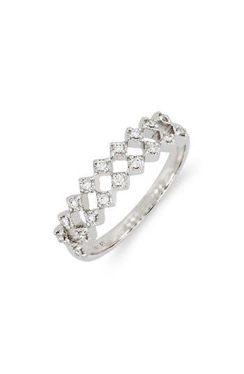 Bony Levy Mila Double Row Diamond Ring