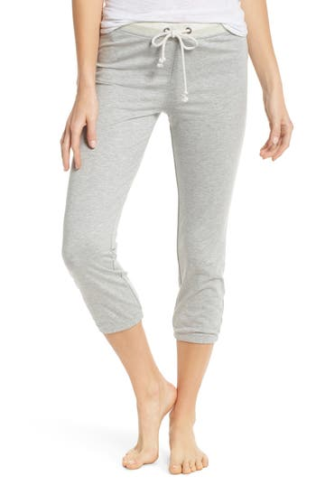 French Terry Crop Sweatpants