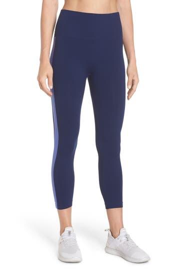 Climawear Stamina Capri Leggings, Blue