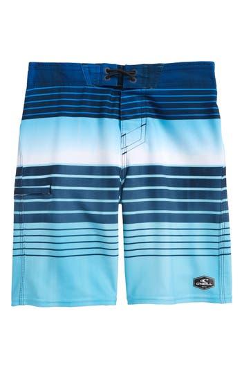 Boys ONeill Hyperfreak Heist Board Shorts