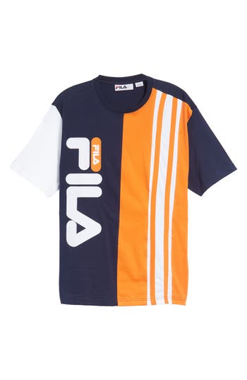 Fila Cole T-Shirt, Blue