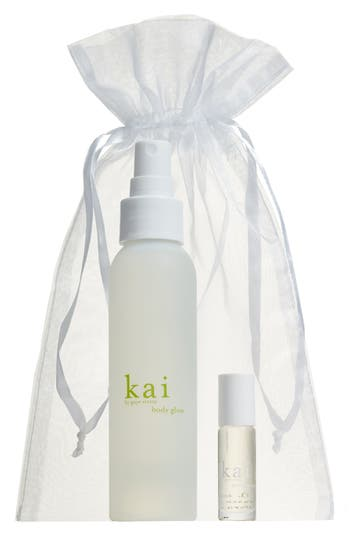 KAI BODY GLOW & PERFUME OIL SET