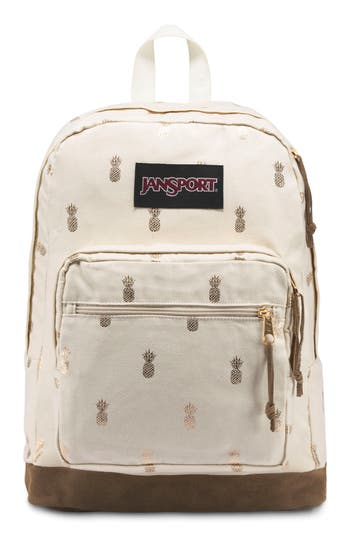 JANSPORT RIGHT PACK EXPRESSIONS BACKPACK - BEIGE