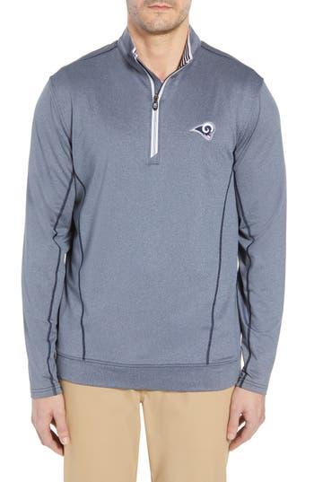 Cutter & Buck Endurance Los Angeles Rams Regular Fit Pullover
