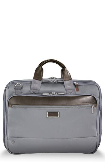 Briggs & Riley @work Expandable Briefcase