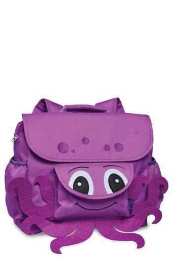 Girls Bixbee Animal Pack  Octopus Backpack