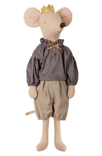 Infant Maileg Maxi Prince Mouse Stuffed Animal