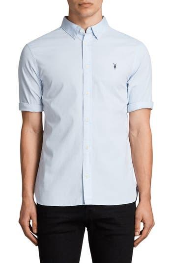 Men's Allsaints Redondo Slim Fit Sport Shirt