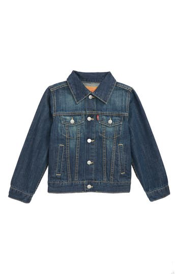Boys Levis Trucker Denim Jacket