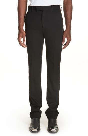 CALVIN KLEIN 205W39NYC Uniform Stripe Trousers