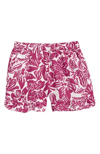 Girls Crewcuts By Jcrew Belle Floral Shorts