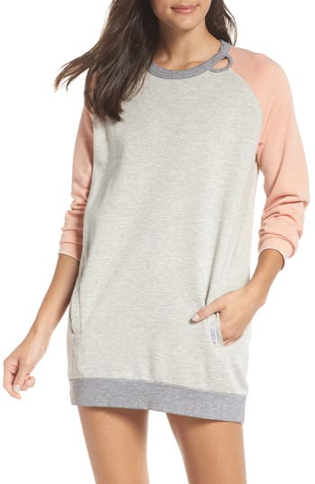 THE LAUNDRY ROOM LOUNGE SWEATSHIRT DRESS