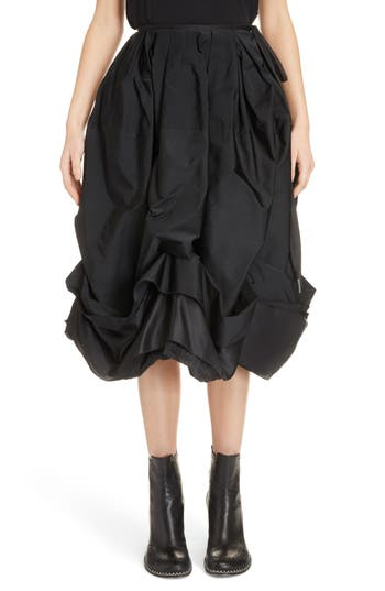 JW Anderson Balloon Side Tie Skirt