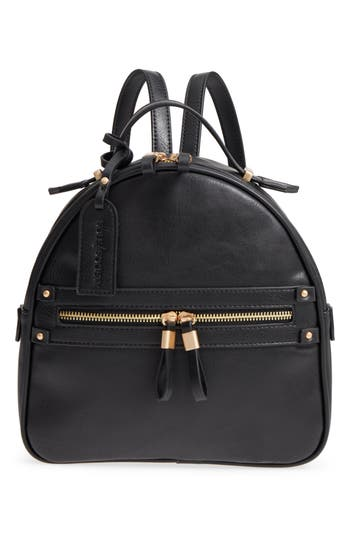 Sole Society Zypa Faux Leather Backpack